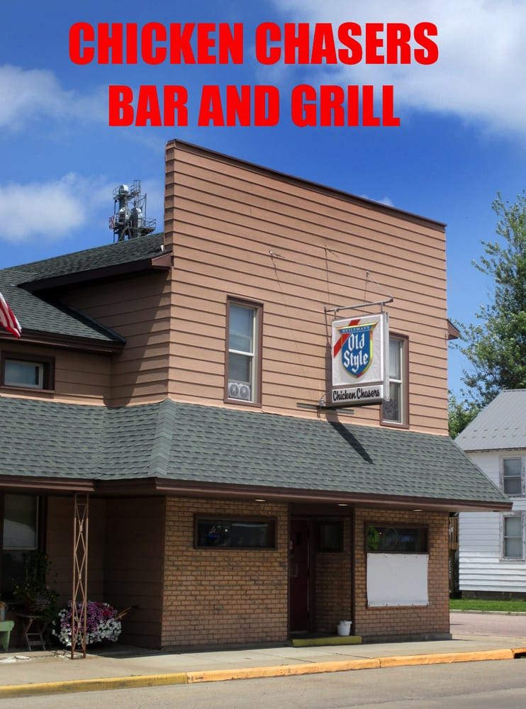 Chicken Chaser's Bar: 155 E Lincoln Ave, Fall Creek, WI