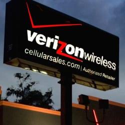 Cellular Sales - Verizon - Mobile Phones - 2427 Cherry Rd, Rock ...