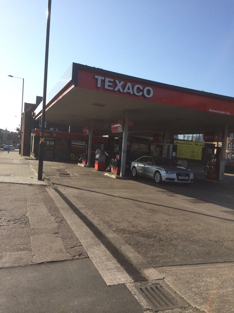 Images of Texaco Gas Near Me - #rock-cafe