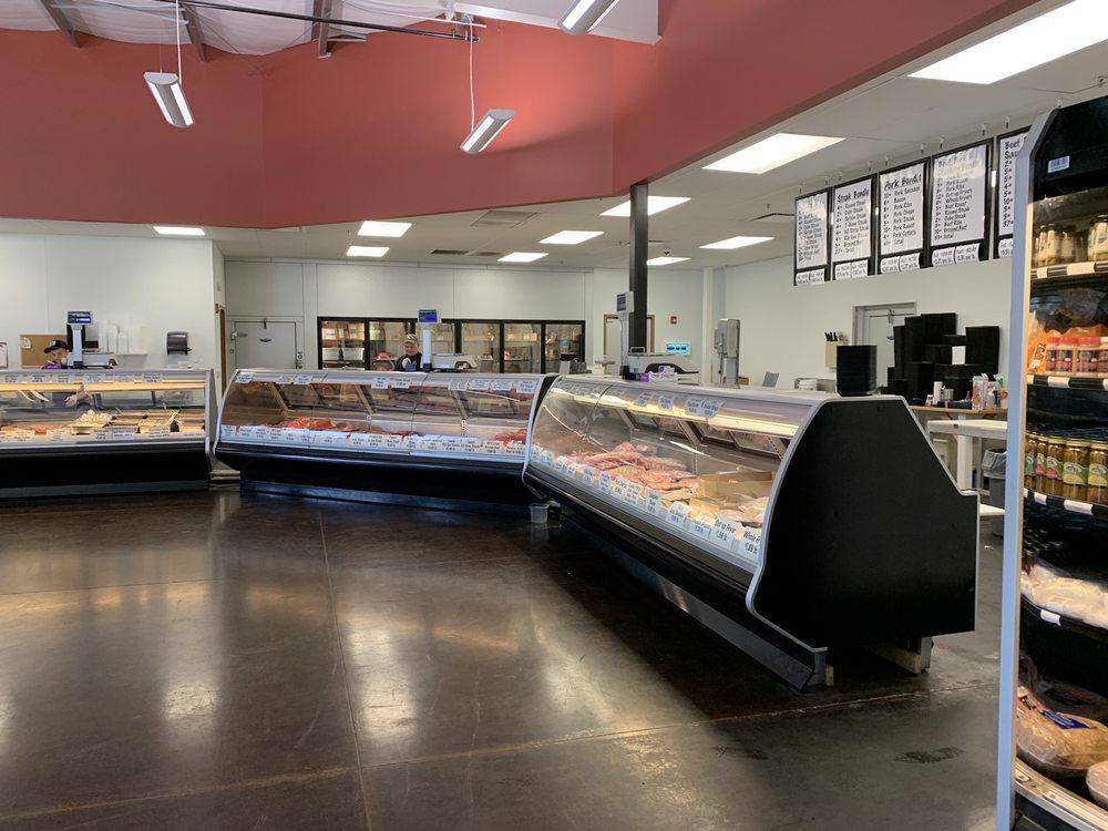 Herman's Meat & Smokehouse: 4211 SW Huntoon St, Topeka, KS