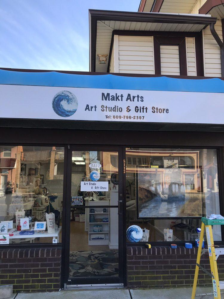 Makt Arts: 5112 Ventnor Ave, Ventnor City, NJ