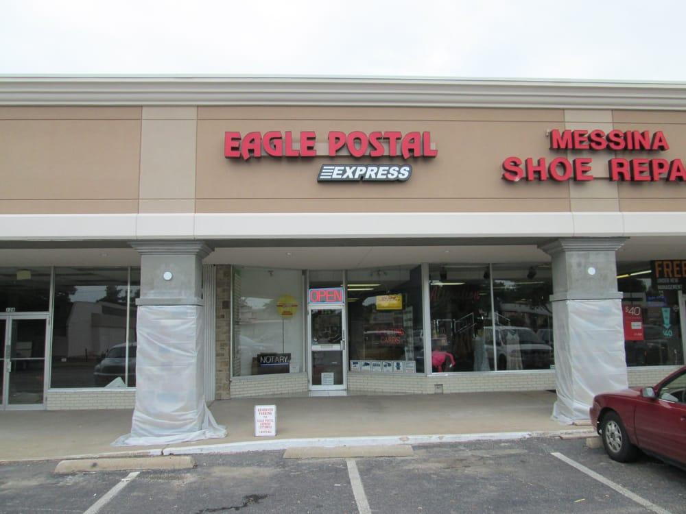 Eagle Postal Express: 12895 Josey Ln, Farmers Branch, TX