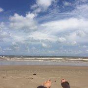Photo Of Quintana Beach County Park Tx United States Has