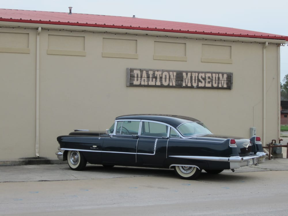 Dalton Defenders Museum: 113 E 8th St, Coffeyville, KS