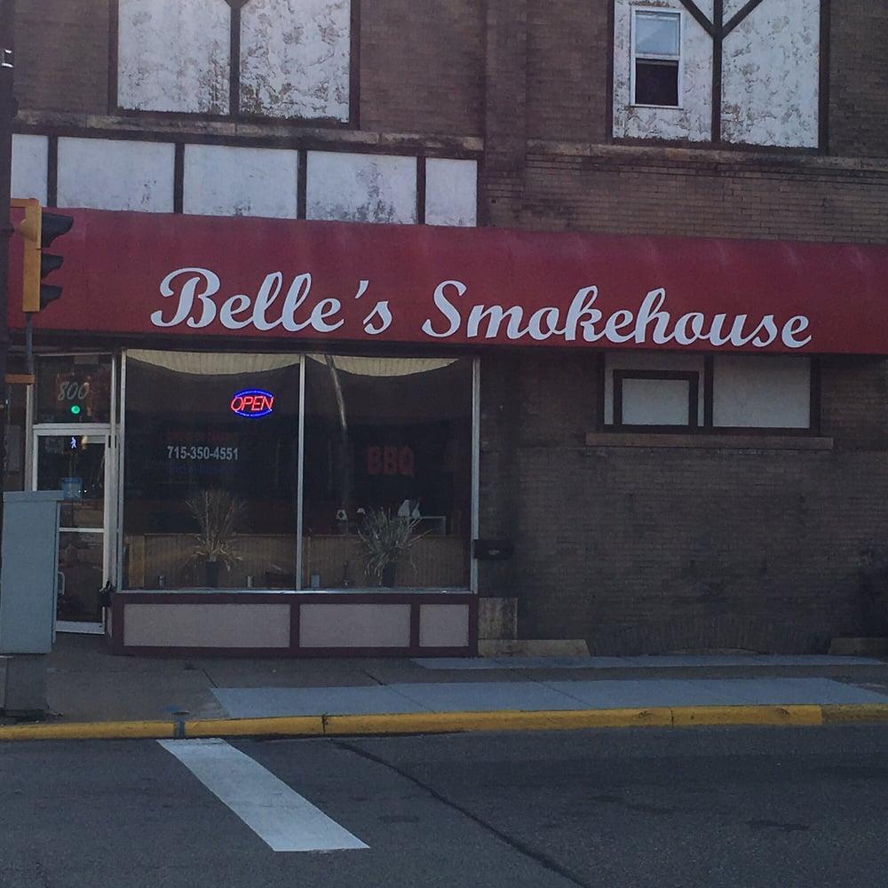 Belle's Smokehouse: 800 5th Ave, Antigo, WI
