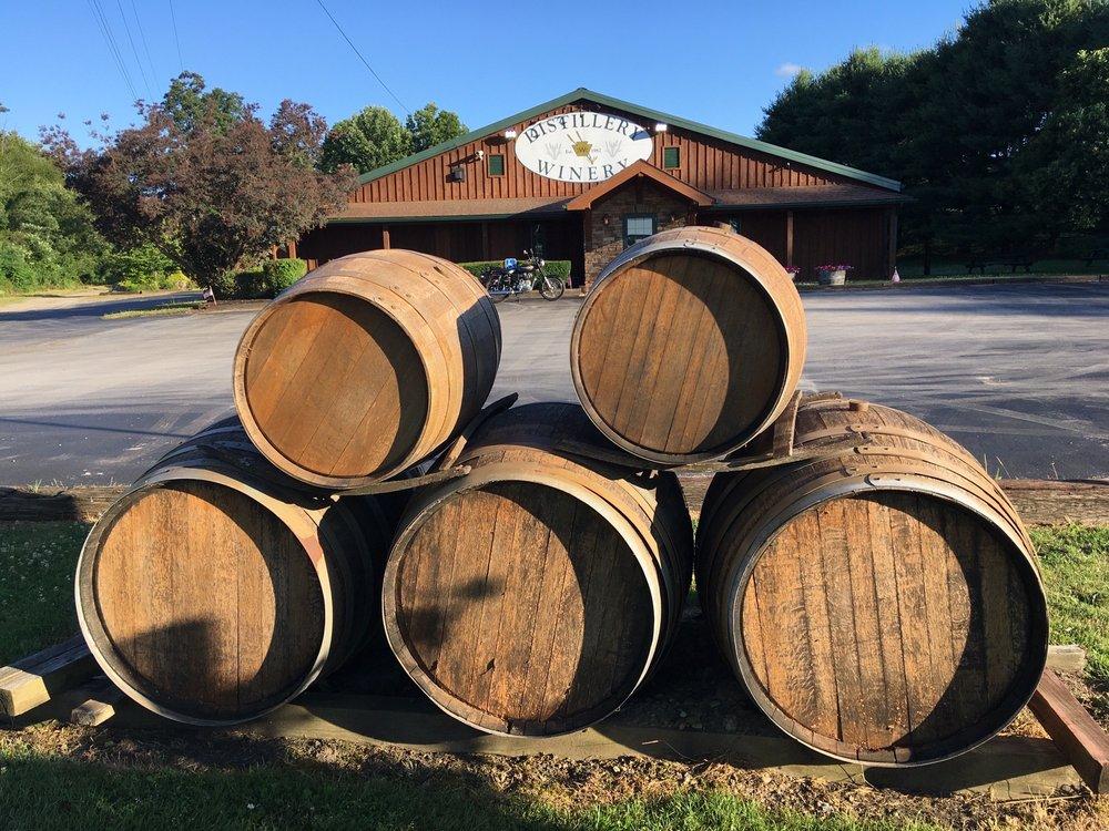 Conneaut Cellars Winery: 12005 Conneaut Lake Rd, Conneaut Lake, PA