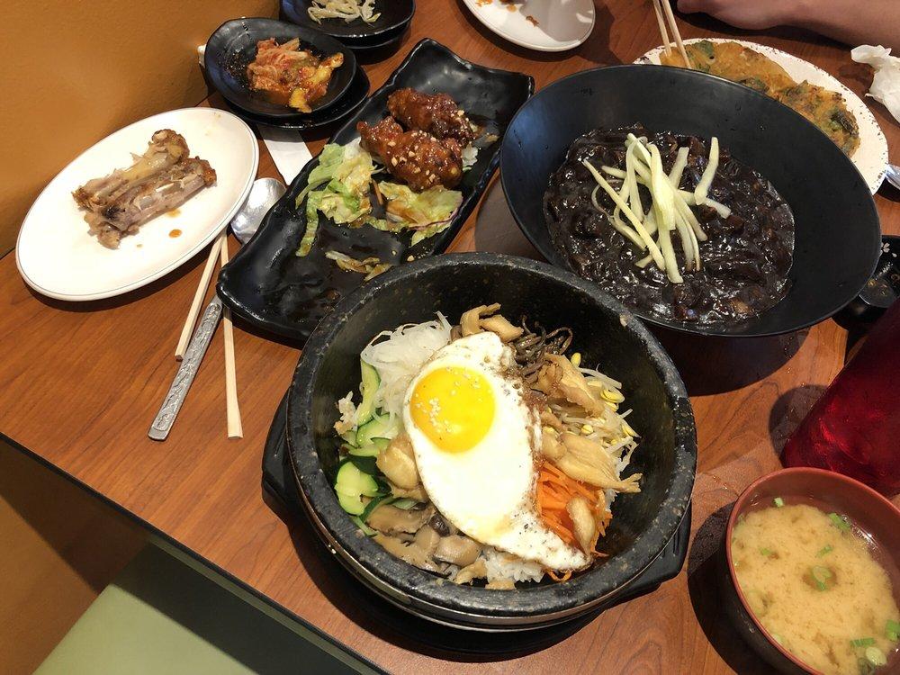 Food from Koko Korean Restaurant
