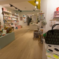 Photo of Mombini - Paris 15, Paris, France. Une boutique pleine de jouets 479062892408