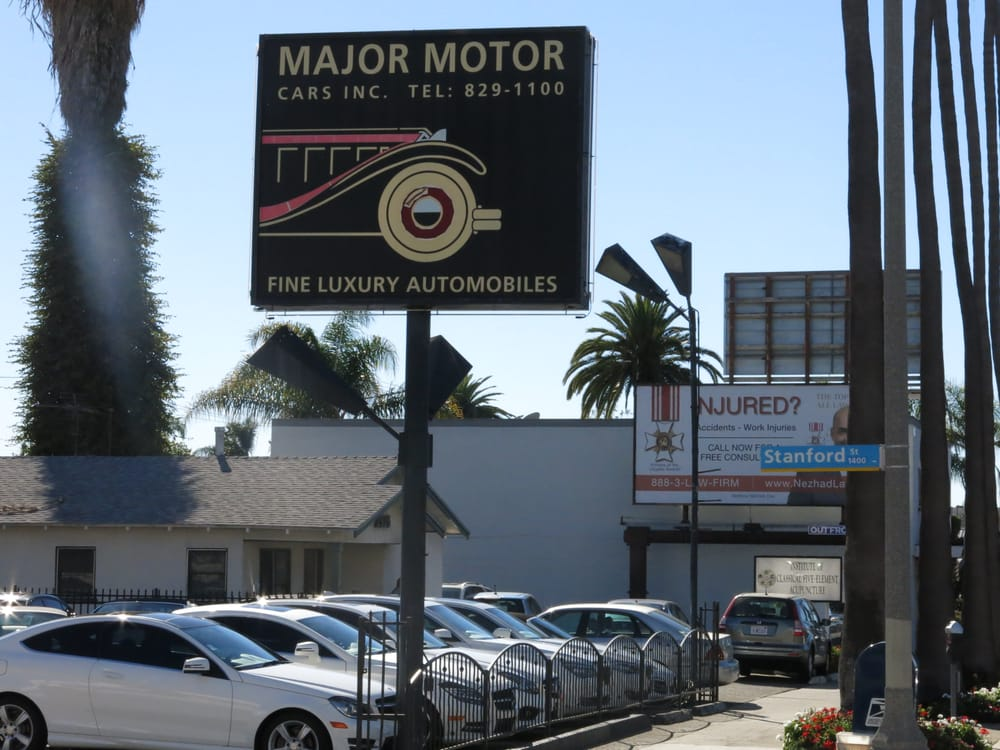 Major motor cars 72 photos 266 reviews car dealers for Major motors santa monica