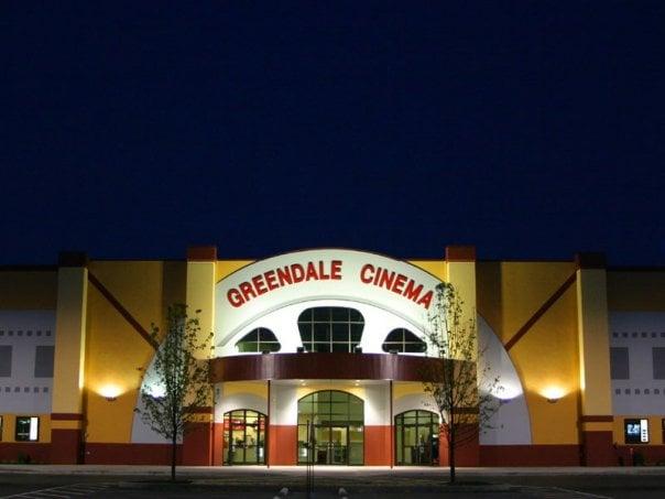 Greendale Cinema: 1605 Flossie Dr, Lawrenceburg, IN