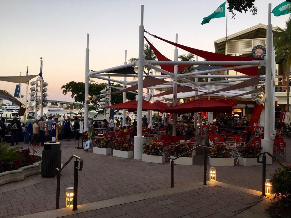 Restaurants At Bayside Marketplace Miami Fl