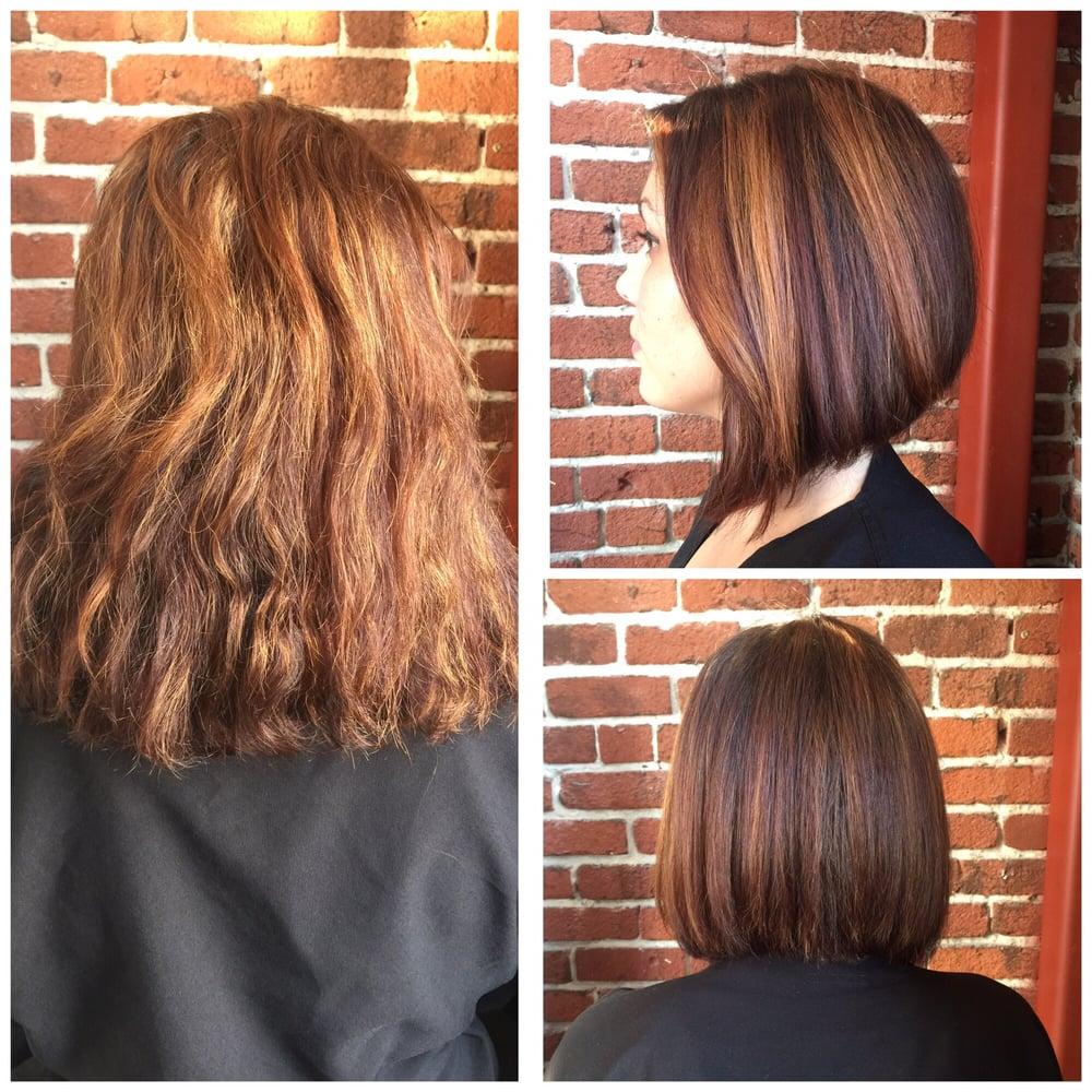 The color design salon 186 photos 97 reviews hair for 186 davenport salon review