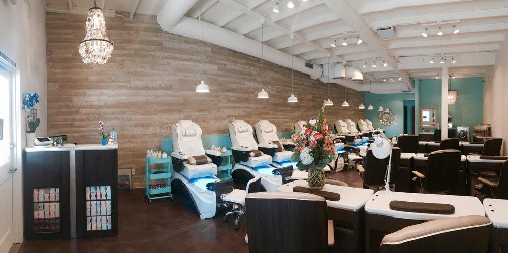 Ocean Retreat Nail Spa: 14025 Midland Rd, Poway, CA