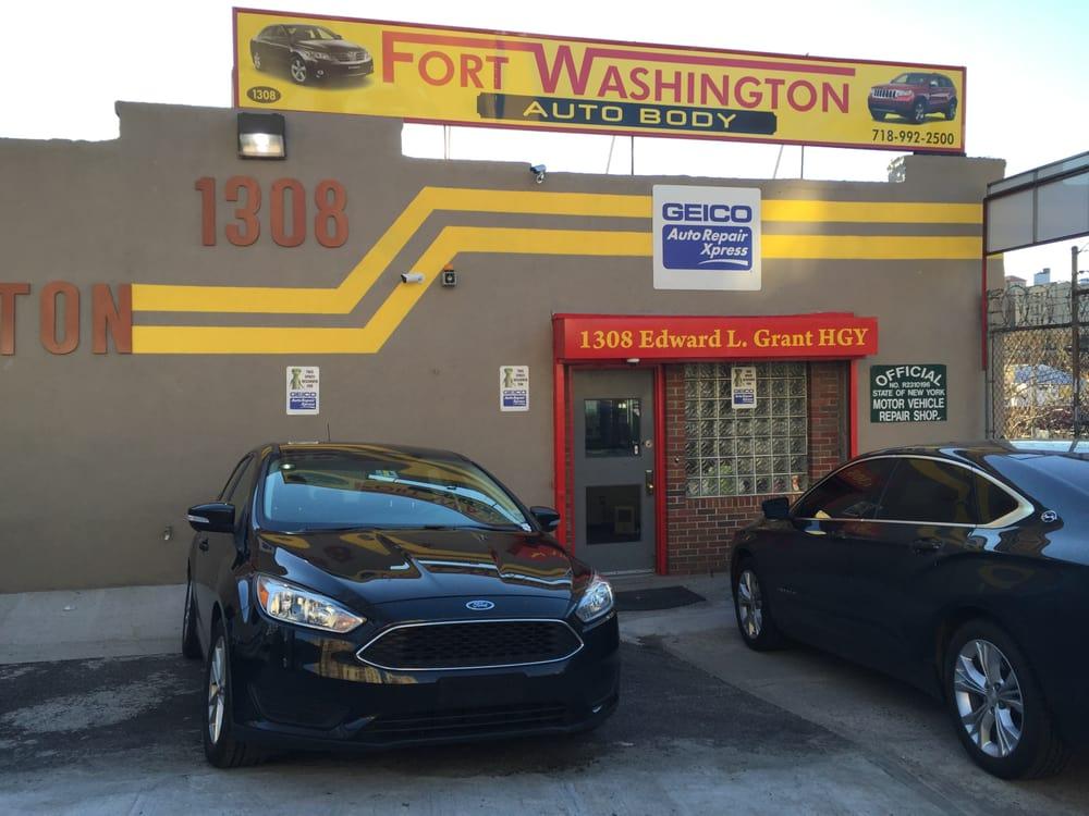 Geico Repair Shops Near Me >> Fort Washington Auto Body Body Shops 1308 Edward L Grant Hwy