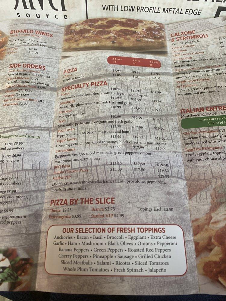 Pizza Over Yonder: 21934 State Rd 40, Astor, FL