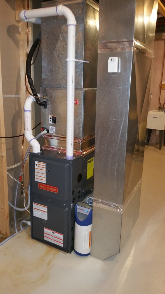 BNC Heating & Cooling: 22600 County Rd 30, Rogers, MN