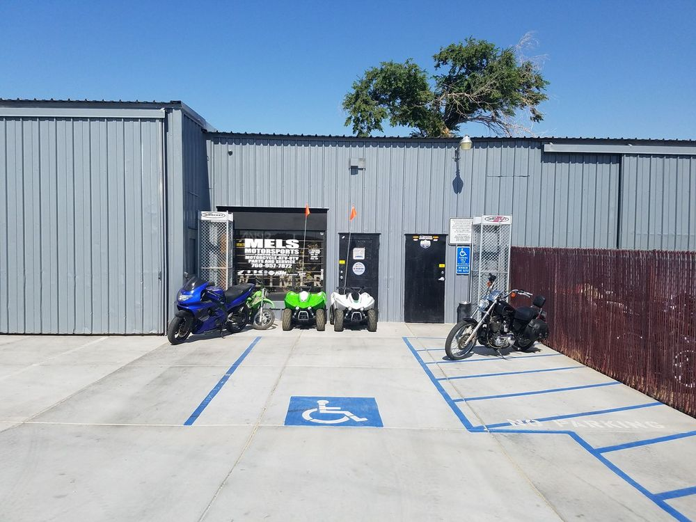 Mels Motorsports: 880 Laverne Ave, Barstow, CA