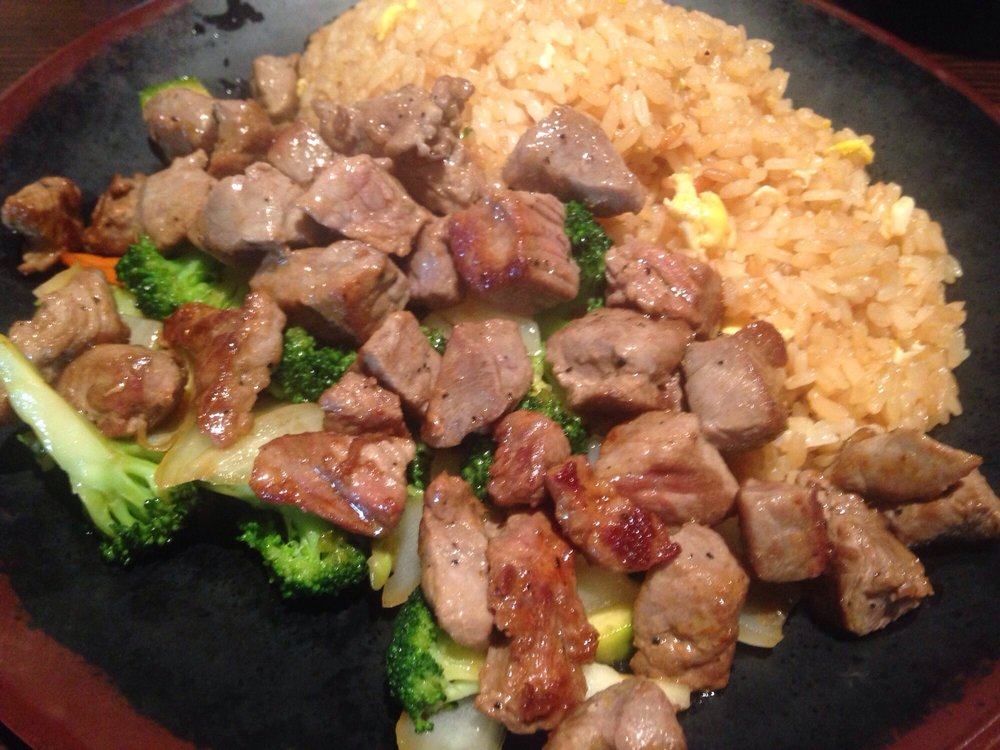 Ichiban Japaneese Steakhouse: 1770 Hwy 1 S, Greenville, MS
