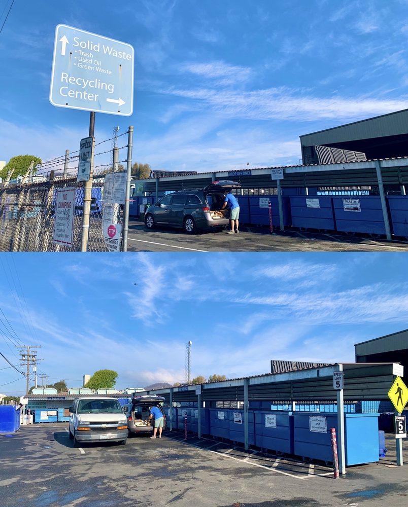 Berkeley Recycling Center: 669 Gilman St, Berkeley, CA