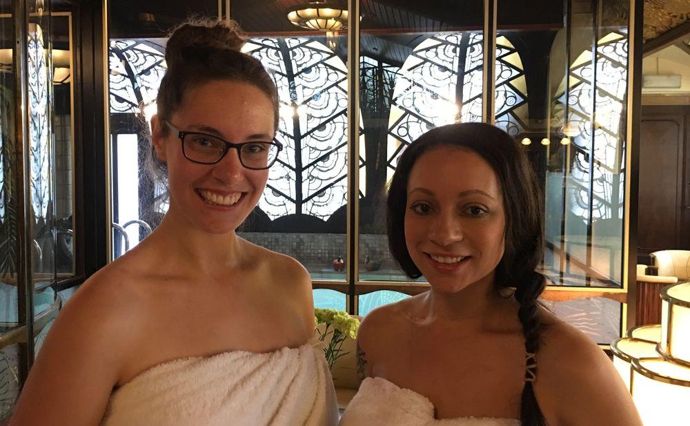 Sauna deco 15 recensioni day spa saune hammam for 15 115 salon kosmetyczny opinie
