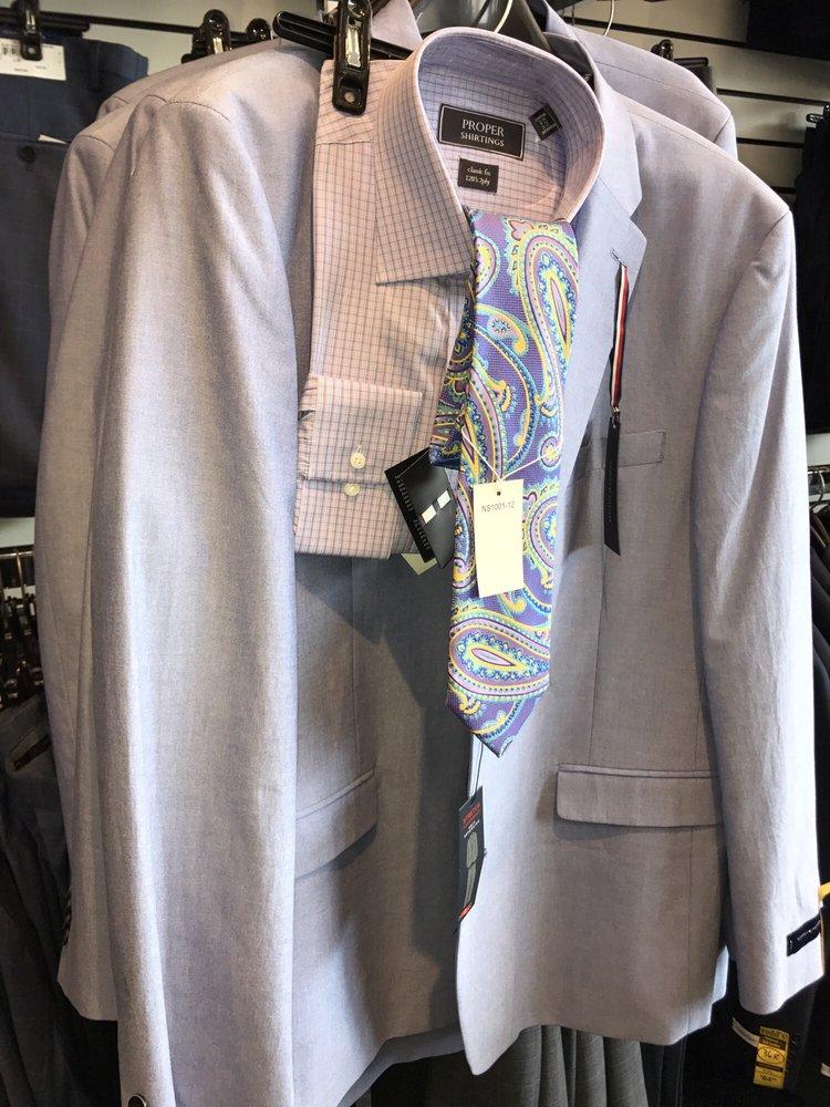 Todd's Menswear: 520 W 11 Mile Rd, Royal Oak, MI
