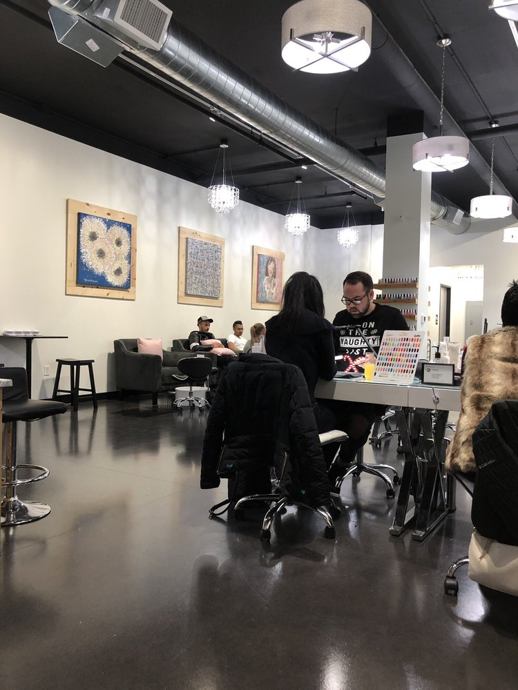 City Nail Bar: 71 N New Jersey St, Indianapolis, IN