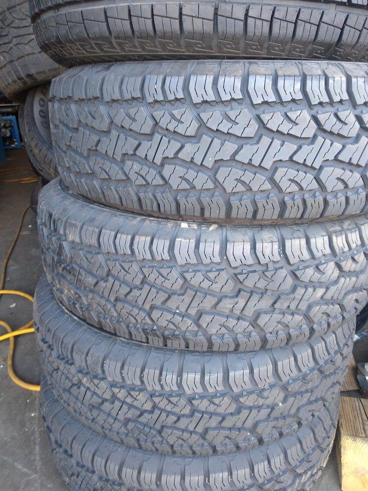 AJ's Wholesale Tires: 1215 Seminola Blvd, casselberry, FL