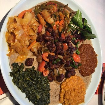 Ethiopian Restaurant In Crystal City Va