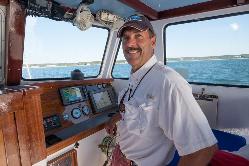 Plan Sea Adventure Charters: 53 Dock St, Edgartown, MA