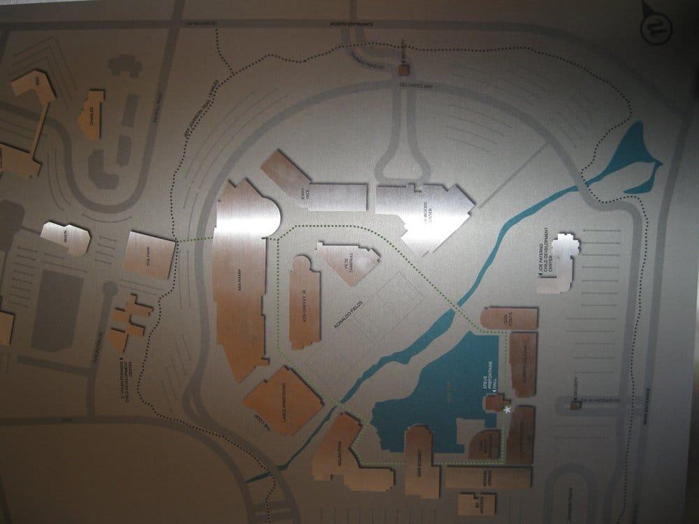 Nike Campus Map Yelp
