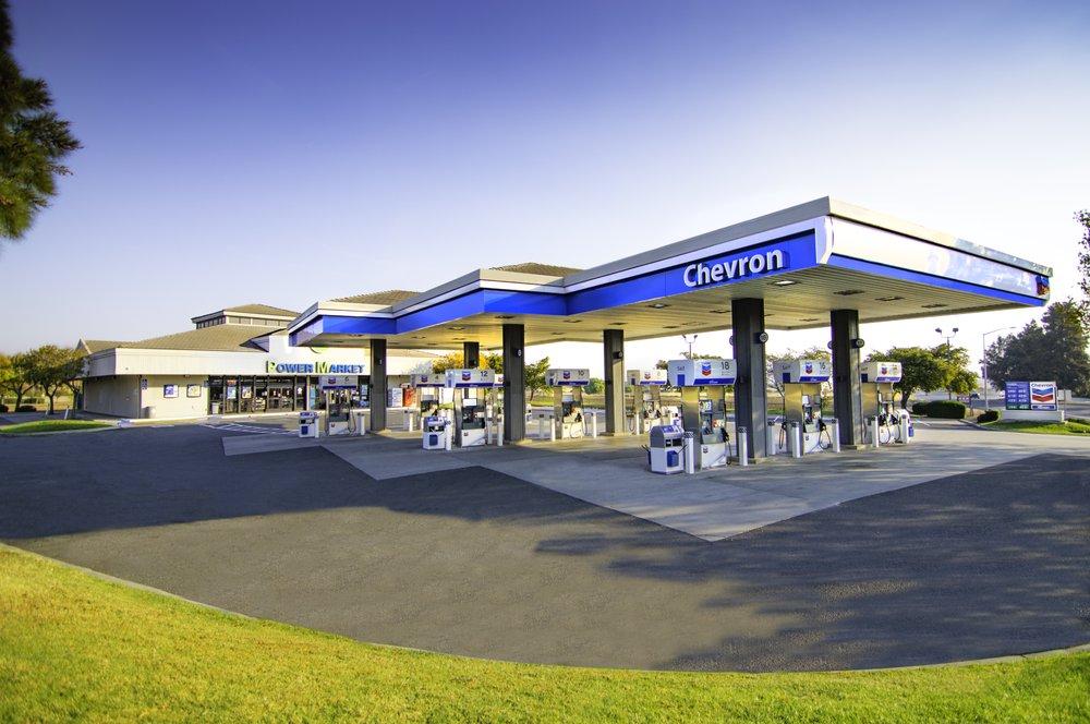 Chevron Power Market