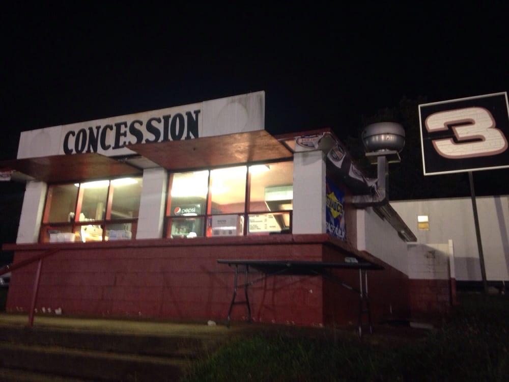 Greenville Pickens Speedway: 3800 Calhoun Memorial Hwy, Easley, SC
