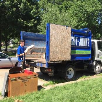 1-800-GOT-JUNK? Kansas City - 13 Photos & 28 Reviews - Junk