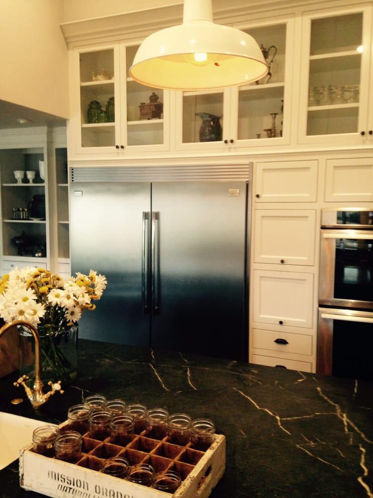 Photo Of Kustom Kitchens   Fresno, CA, United States. Larger Fridge/ Freezer