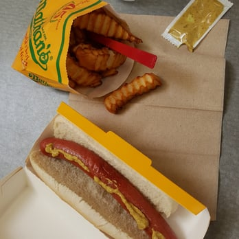 Nathan S Famous Hot Dogs Cherry Hill Nj