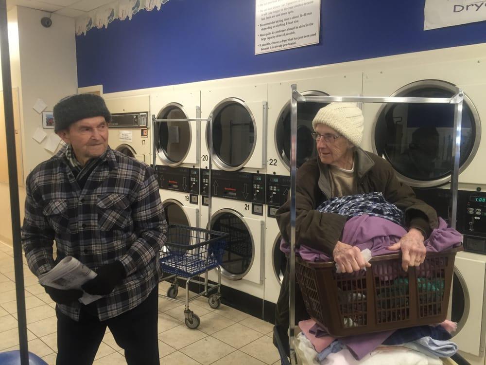 Qwik Wash Laundromat: 244 Main St, Branford, CT