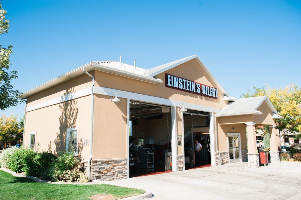 Einstein's Oilery: 1210 E Fairview Ave, Meridian, ID