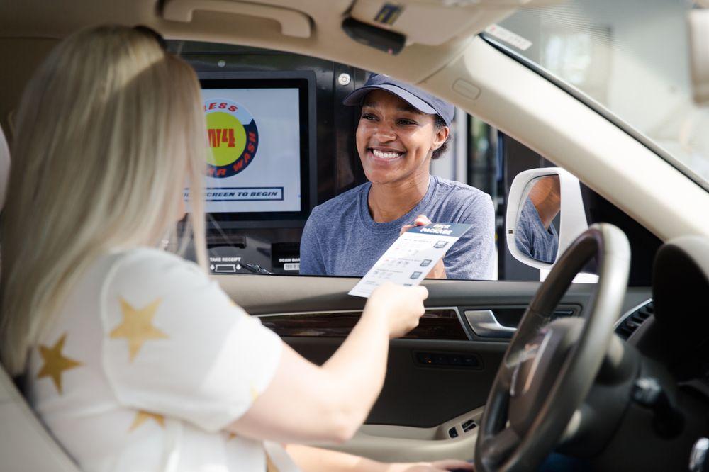W4 Express Car Wash: 4475 Atlanta Hwy, Athens, GA