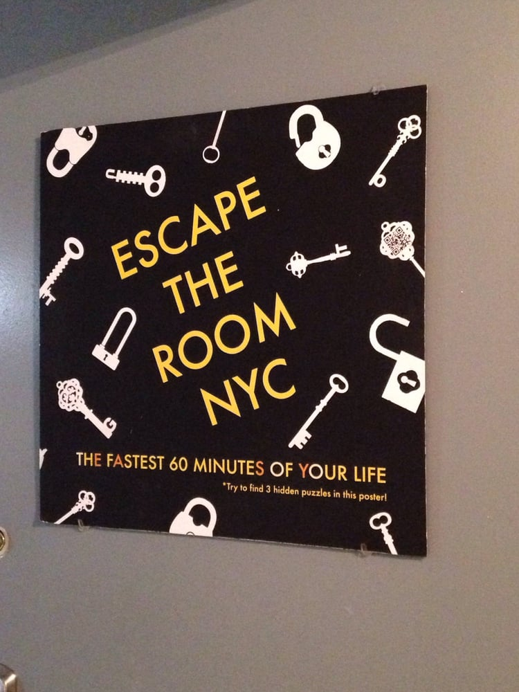 Escape The Room Midtown Address