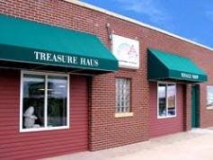Treasure Haus: 1209 S Broadway St, New Ulm, MN