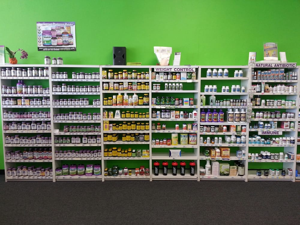 Pantego Health & Vitamins: 1543 S Bowen Rd, Pantego, TX