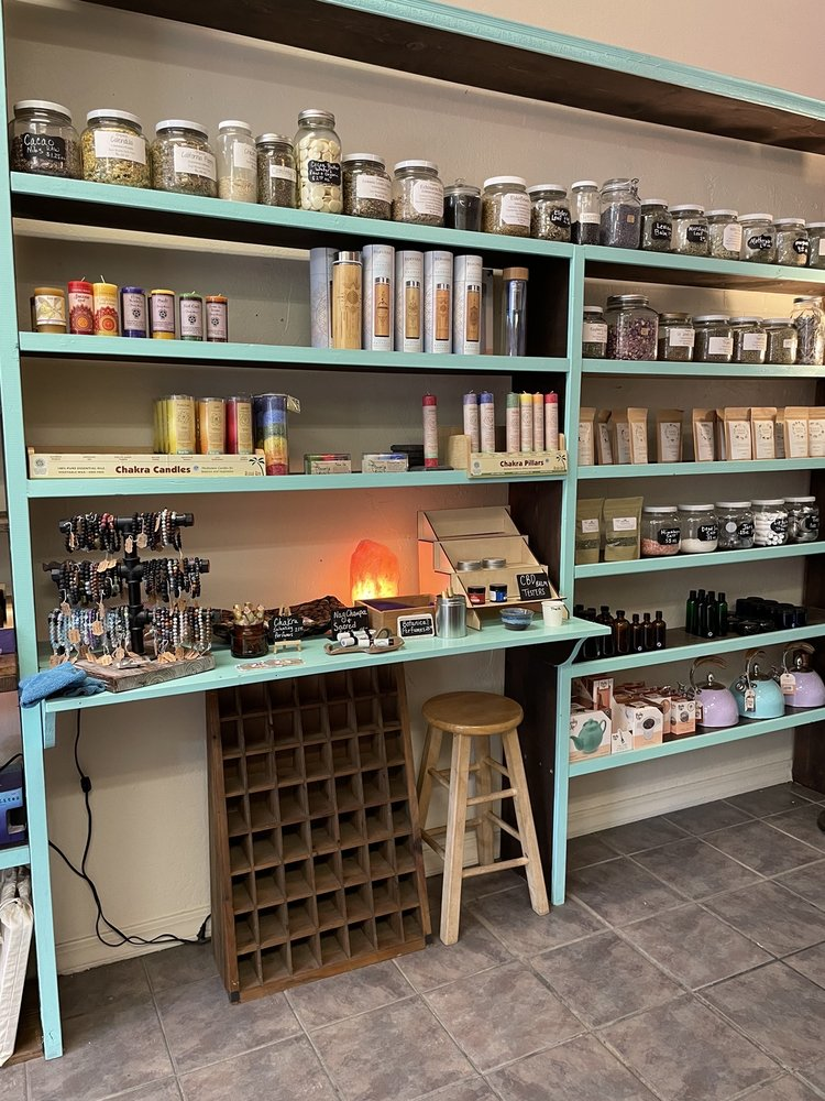 The Essential Oil Shoppe: 69 S Main St, Eureka Springs, AR