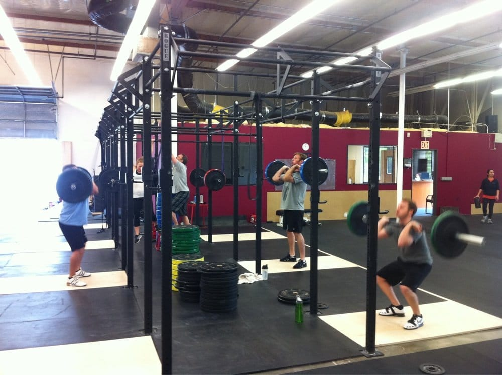 crossfit san jose 30 beitr ge hiit intervalltraining 1610 dell ave campbell ca. Black Bedroom Furniture Sets. Home Design Ideas