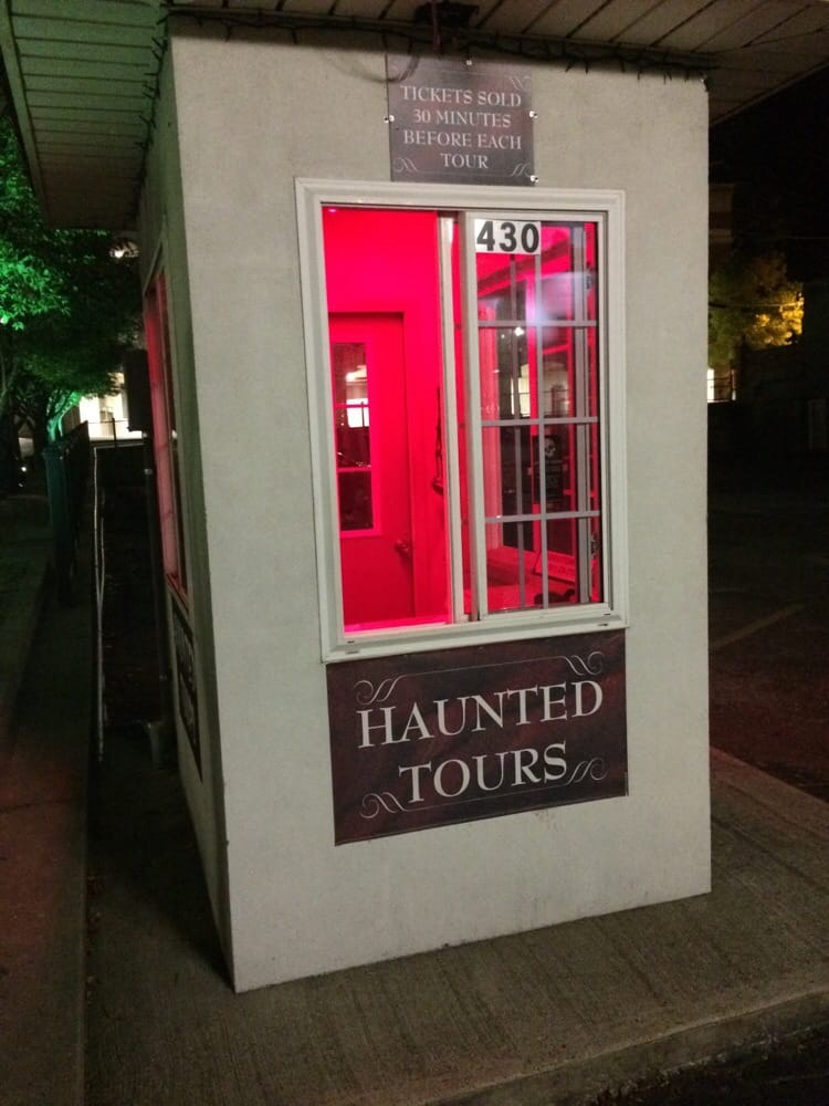 Hot Springs Haunted Tours: 430 Central Ave, Hot Springs, AR