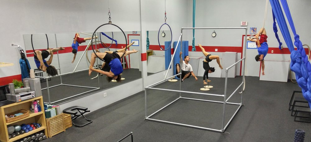 Academy of Aerial Fitness: 1057 Doniphan Park Cir, El Paso, TX