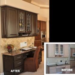 Elegant Photo Of Designer Cabinet Refinishing   Phoenix, AZ, United States