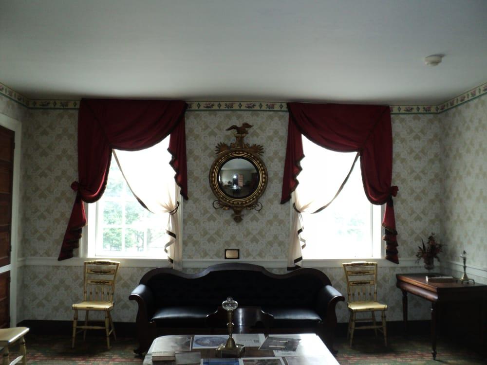 US Grant Boyhood Home: 219 E Grant Ave, Georgetown, OH