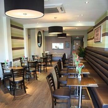 Almond Restaurant Liverpool Menu