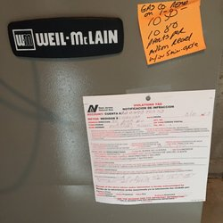 Weil-McLain - Heating & Air Conditioning/HVAC - 500 Blaine St ...