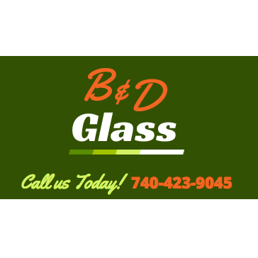 B & D Glass: 1090 Clement Ave, Belpre, OH